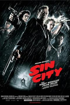 Best Thriller Movies of 2005 : Sin City