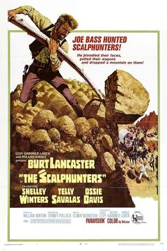 Best Western Movies of 1968 : The Scalphunters