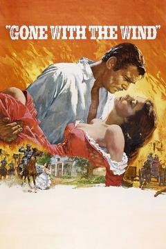 Best Drama Movies of 1939 : Gone with the Wind