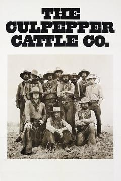 Best Western Movies of 1972 : The Culpepper Cattle Co.