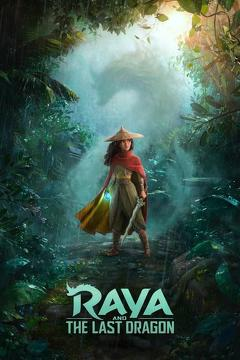 Best Adventure Movies of This Year: Raya and the Last Dragon