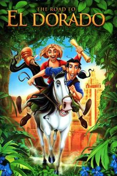 Best Animation Movies of 2000 : The Road to El Dorado