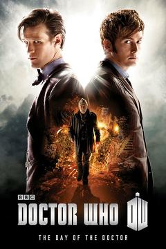 Best Science Fiction Movies of 2013 : Doctor Who: The Day of the Doctor