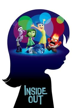 Best Animation Movies of 2015 : Inside Out