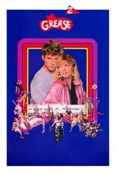 Best Family Movies of 1982 : Grease 2