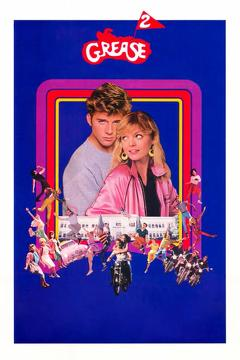 Best Music Movies of 1982 : Grease 2