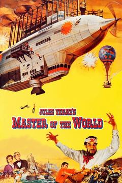 Best Science Fiction Movies of 1961 : Master of the World