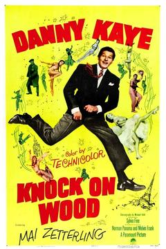 Best Action Movies of 1954 : Knock On Wood