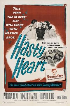 Best War Movies of 1949 : The Hasty Heart