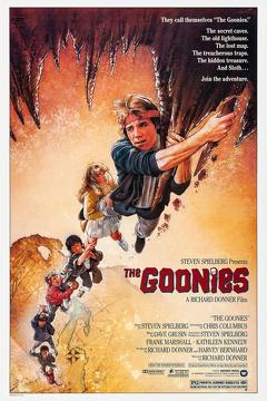 Best Family Movies of 1985 : The Goonies