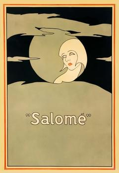 Best Horror Movies of 1923 : Salomé