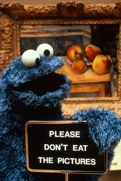 Best Fantasy Movies of 1983 : Don't Eat the Pictures: Sesame Street at the Metropolitan Museum of Art