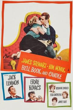 Best Romance Movies of 1958 : Bell, Book and Candle
