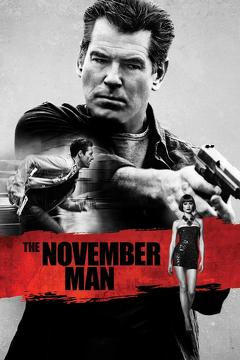 Best Crime Movies of 2014 : The November Man