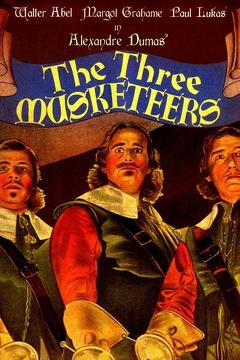 Best Action Movies of 1935 : The Three Musketeers
