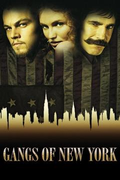 Best Drama Movies of 2002 : Gangs of New York