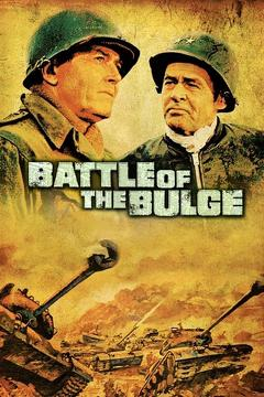 Best Drama Movies of 1965 : Battle of the Bulge