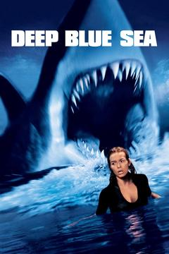 Best Science Fiction Movies of 1999 : Deep Blue Sea