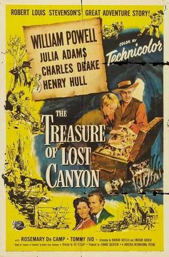 Best Adventure Movies of 1952 : The Treasure of Lost Canyon