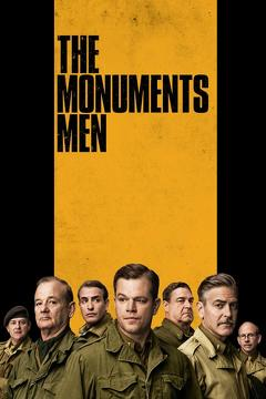Best History Movies of 2014 : The Monuments Men
