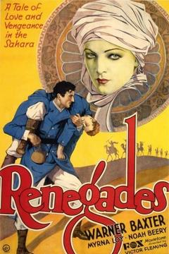 Best Adventure Movies of 1930 : Renegades