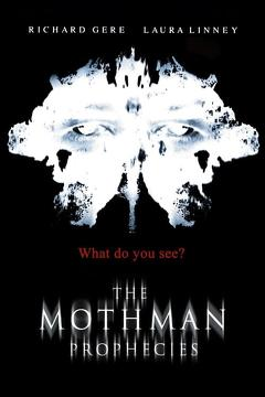 Best Horror Movies of 2002 : The Mothman Prophecies