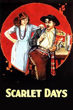 Best Romance Movies of 1919 : Scarlet Days