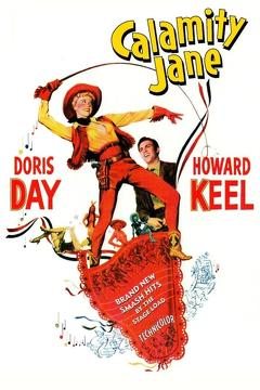 Best Comedy Movies of 1953 : Calamity Jane