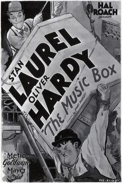 Best Comedy Movies of 1932 : The Music Box