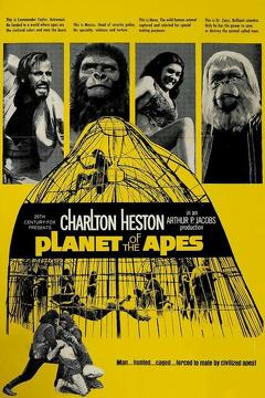 Best Action Movies of 1968 : Planet of the Apes