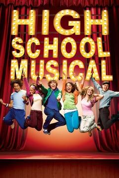 Best Music Movies of 2006 : High School Musical