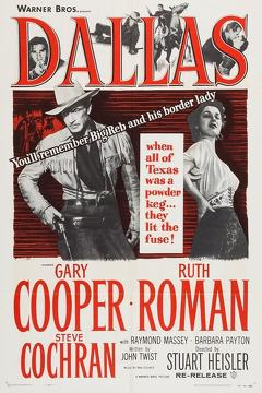 Best Action Movies of 1950 : Dallas