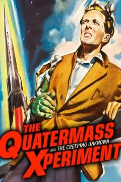 Best Science Fiction Movies of 1955 : The Quatermass Xperiment