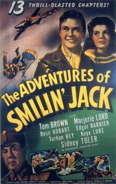 Best Adventure Movies of 1943 : The Adventures of Smilin' Jack