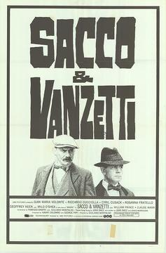 Best Crime Movies of 1971 : Sacco & Vanzetti
