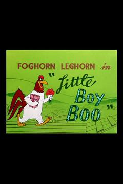 Best Animation Movies of 1954 : Little Boy Boo