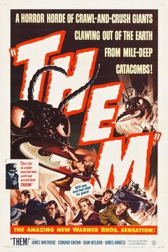 Best Horror Movies of 1954 : Them!