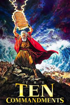 Best History Movies of 1956 : The Ten Commandments