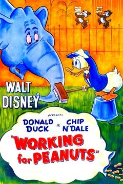 Best Family Movies of 1953 : Working for Peanuts