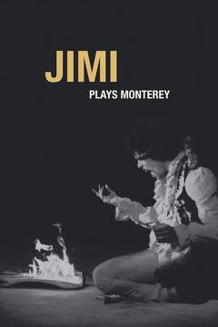 Best Documentary Movies of 1987 : Jimi Plays Monterey
