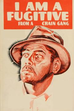 Best Drama Movies of 1932 : I Am a Fugitive from a Chain Gang