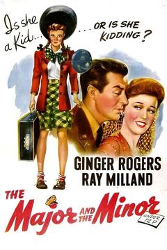 Best Comedy Movies of 1942 : The Major and the Minor