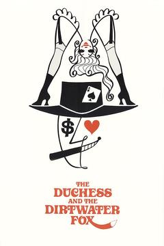 Best Western Movies of 1976 : The Duchess and the Dirtwater Fox