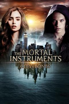 Best Mystery Movies of 2013 : The Mortal Instruments: City of Bones