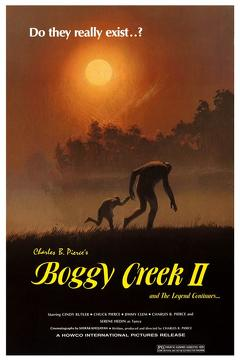 Best Mystery Movies of 1984 : Boggy Creek II: And the Legend Continues
