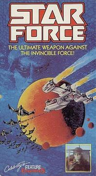 Best Science Fiction Movies of 1987 : Star Force: Fugitive Alien II