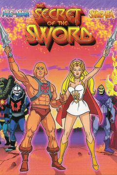 Best Animation Movies of 1985 : He-Man and She-Ra: The Secret of the Sword