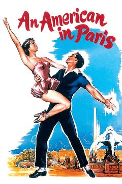 Best Drama Movies of 1951 : An American in Paris