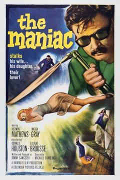 Best Crime Movies of 1963 : Maniac