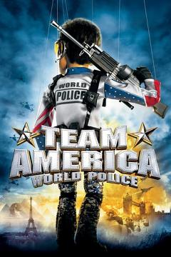 Best Animation Movies of 2004 : Team America: World Police